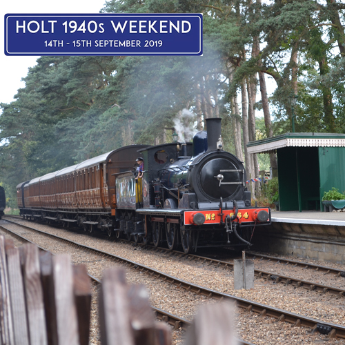 Holt 1940's 14th September 2019
