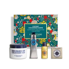 COMFORTING SHEA BUTTER COLLECTION XMAS 21