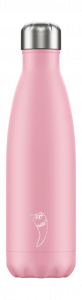 Chilly's Patel Pink Water Bottle 500ml