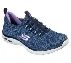 EMPIRE D LUX SHARP WITTED TRAINERS