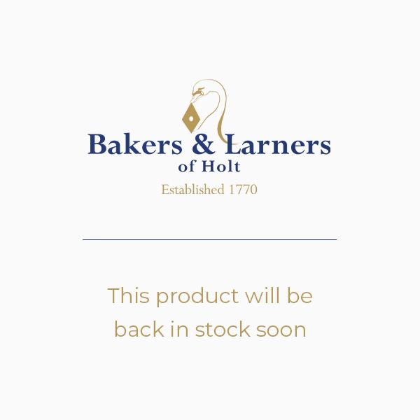 EMMA BRIDGEWATER BLUE STAR 8 1/2 PLATE