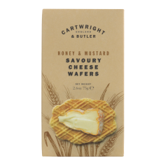 Cartwright & Butler - Cheese Biscuits 75g