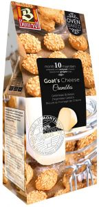 BUITEMAN GOATS CHEESE BISCUITS