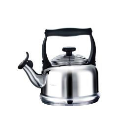 Le Creuset Traditional Kettle With Fixed Whistle 2.1L Stainless Steel