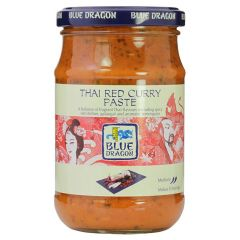 BLUE DRAGON RED THAI CURRY PASTE