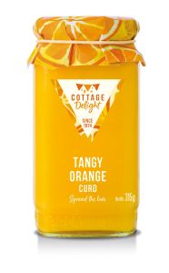 Cottage Delight Tangy Orange Curd 310g