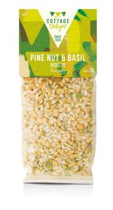 PINE NUT & BASIL RISOTTO 250g