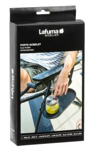 Lafuma Cup Holder/Tray Anthracite