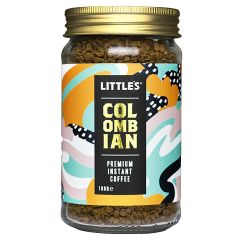 LITTLES COLOMBIAN INSTANT COFFEE 100G
