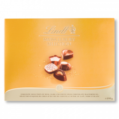 LINDT SWISS LUXURY SELECTION 195G
