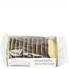 H/BAKED CHOCOLATE SHORTBREAD 150G