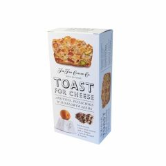TOAST FOR CHEESE APRICOT PISTACHIO SUNFLOW