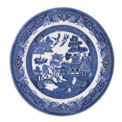BLUE WILLOW SIDE PLATE