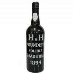 1894 H&H FOUNDERS SOLERA MADEIRA