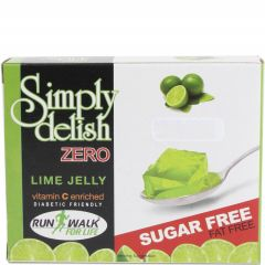 SIMPLY DELISH LIME JELLY