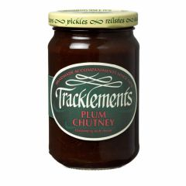 TRACKLEMENTS PLUM CHUTNEY 310G