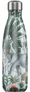 Chilly's Tropical Elephant Water Bottle 500ml