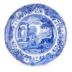 BLUE ITAL PLATE 15CM/6in