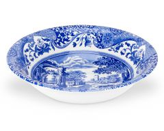BLUE ITAL CEREAL BOWL 8in/20cm