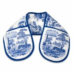 BLUE ITAL DOUBLE OVEN GLOVE