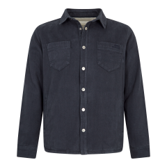 Weird Fish Franco Quilted Twill Shirt