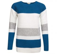 BARBOUR OYSTER KNIT
