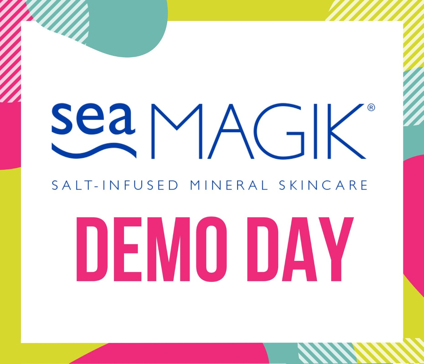 Dead Sea Magik Demo 4th September 2019