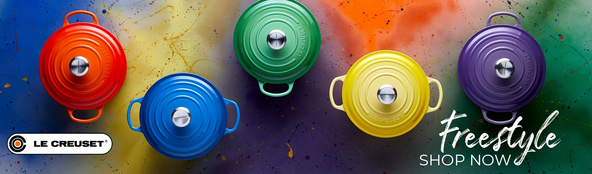 Le Creuset - Freestyle