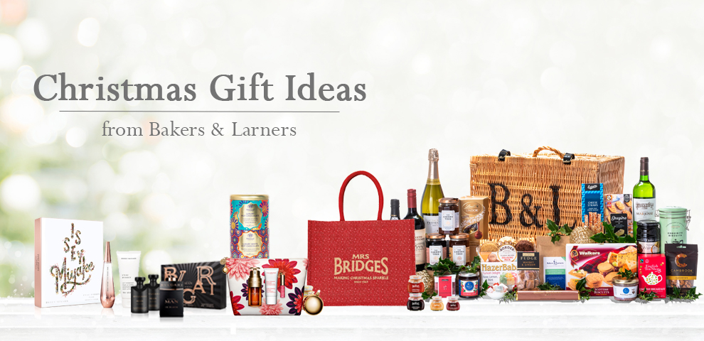 Christmas Gift Ideas from Bakers and Larners of Holt