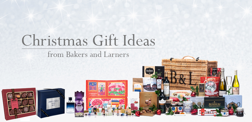 Christmas Gifts Ideas 2019 Uk.Christmas Gift Ideas Bakers Larners Of Holt