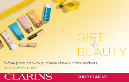 Clarins - Gift of Beauty