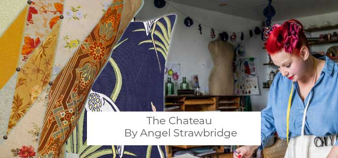 The Chateau by Angel Strawbridge