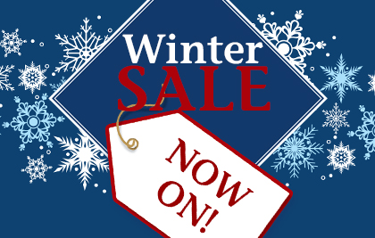 Winter Sale - Now On