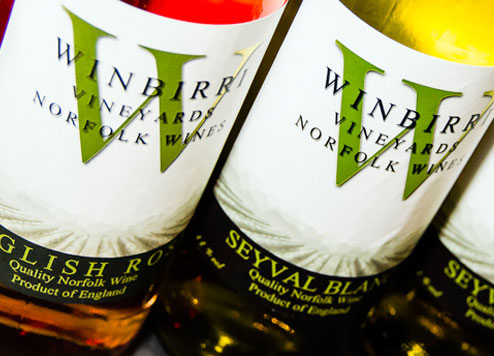 Bakers & Larners of Holt - Proud Stockists of Winbirri Wines