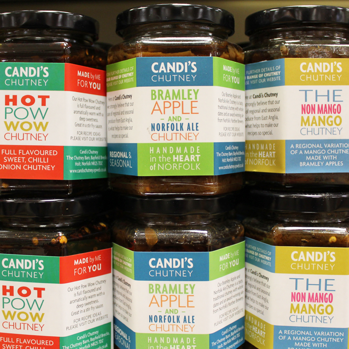 A Bakers and Larners Q&A with Candi's Chutney